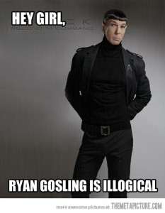 Don't be illogical, us a call!