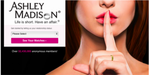 Catch your spouse on Ashley Madison? Call a lawyer immediately! 205-582-2832